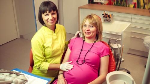Znieczulenie stomatologiczne zęba w czasie ciąży